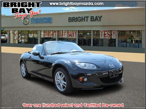 2014 Mazda MX-5 Miata for sale in Bay Shore NY
