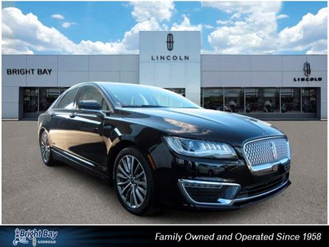 2017 Lincoln MKZ for sale in Bay Shore, NY