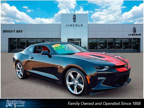 2016 Chevrolet Camaro for sale in Bay Shore NY