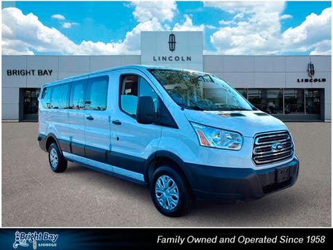 2016 Ford Transit Wagon for sale in Bay Shore NY