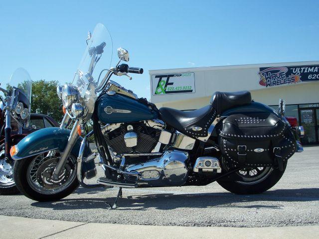 2002 Harley-Davidson Heritage Softail