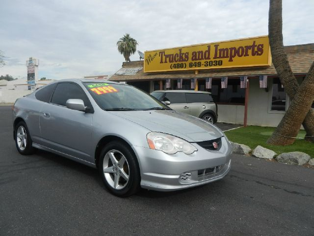 2003 ACURA RSX TYPE-S silver racing seats 31 mpg clean carfax  acura quality and reliability f
