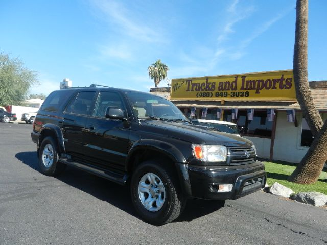 2001 TOYOTA 4RUNNER SR5 4WD black 4x4 one owner clean carfax excellent first suv for a teenager