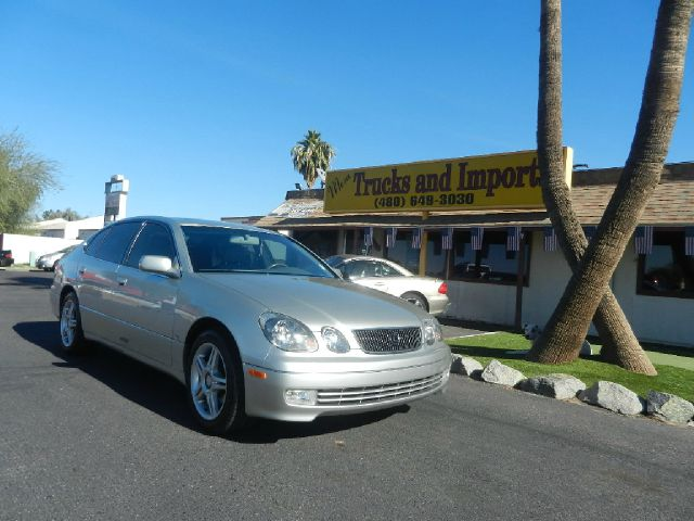 2000 LEXUS GS 400 GS 400 silver 24 mpg  clean carfax shows service records super luxury daily dr