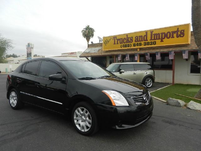2011 NISSAN SENTRA 20 black one owner clean carfax shows service records excellent first car fo