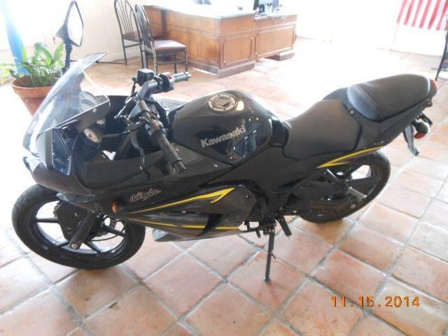 2012 Kawasaki EX250