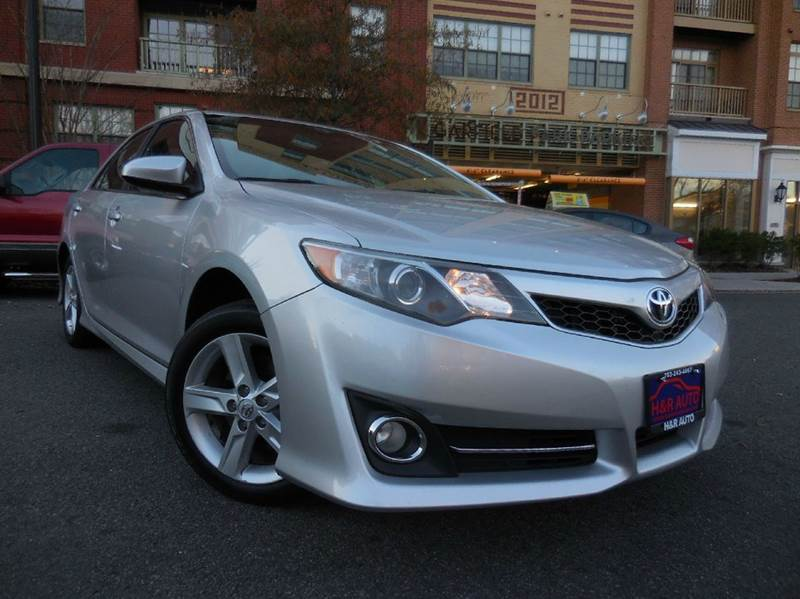 2014 Toyota Camry For Sale In Rancho Cucamonga Ca