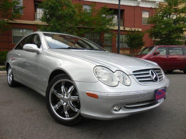 2004 Mercedes-Benz CLK-Class
