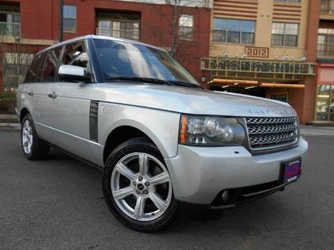 2010 Land Rover Range Rover for sale in Arlington, VA