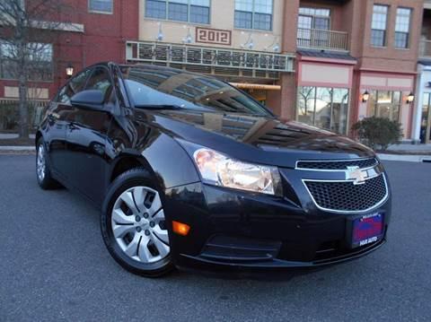 2012 Chevrolet Cruze for sale in Arlington, VA