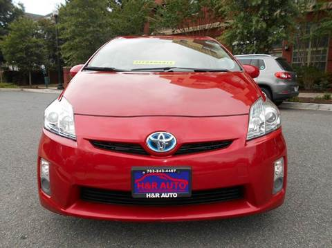 2010 Toyota Prius for sale in Arlington, VA