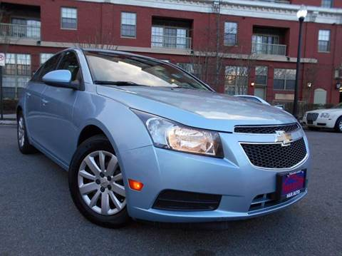 2011 Chevrolet Cruze for sale in Arlington, VA