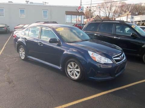 2011 Subaru Legacy for sale in Fitchburg, MA