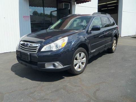 2012 Subaru Outback for sale in Fitchburg, MA