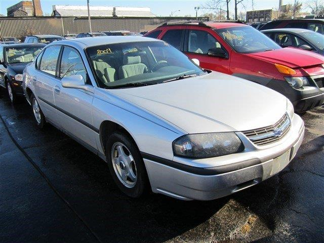 2004 chevrolet impala for sale in chicago il. Black Bedroom Furniture Sets. Home Design Ideas