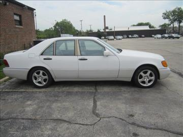 1994 Mercedes-Benz S-Class for sale in Chicago, IL
