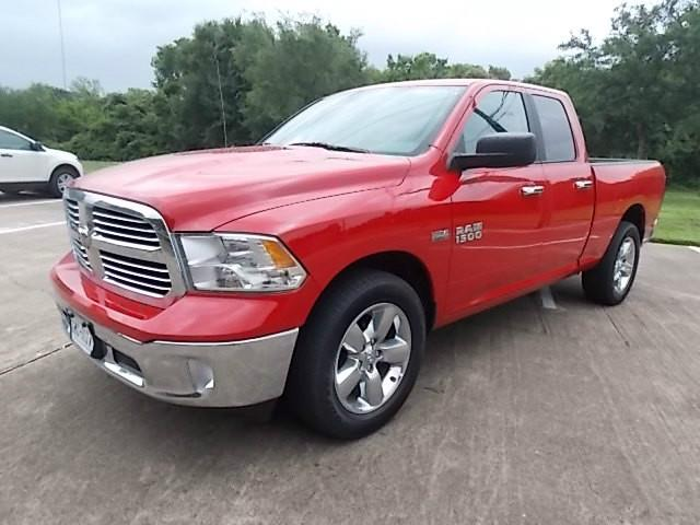 2016 ram ram pickup 1500 4x2 big horn 4dr quad cab 6 3 ft sb pickup in houston tx z auto place. Black Bedroom Furniture Sets. Home Design Ideas