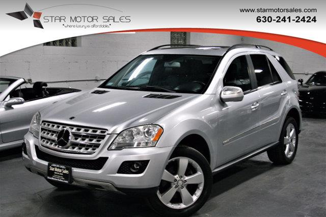 2009 mercedes benz m class ml350 4matic awd 4dr suv in for Mercedes benz downers grove