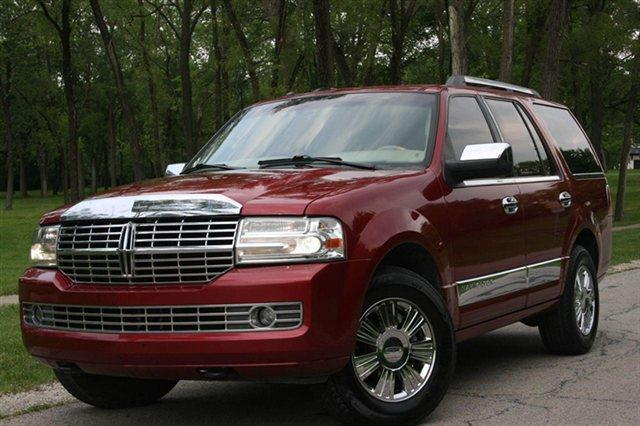 Used 2007 lincoln navigator 4wd 4dr ultimate awd suv in for Star city motors lincoln ne