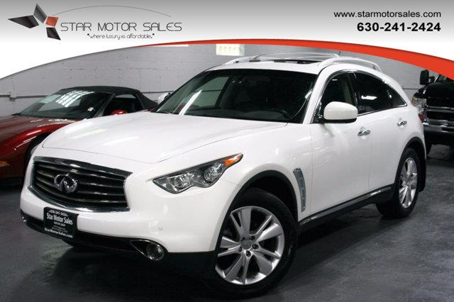 2012 infiniti fx35 awd 4dr limited edition in downers grove il star motor sales. Black Bedroom Furniture Sets. Home Design Ideas