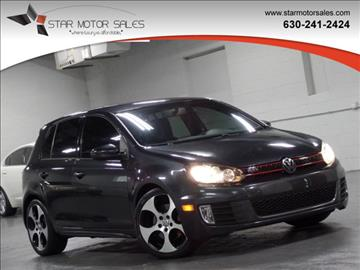 2013 Volkswagen GTI for sale in Downers Grove, IL