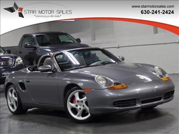 2002 Porsche Boxster for sale in Downers Grove, IL