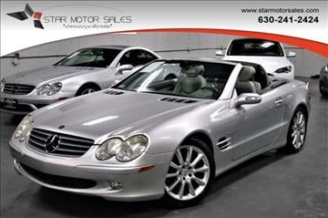 Cars for sale downers grove il for Mercedes benz downers grove