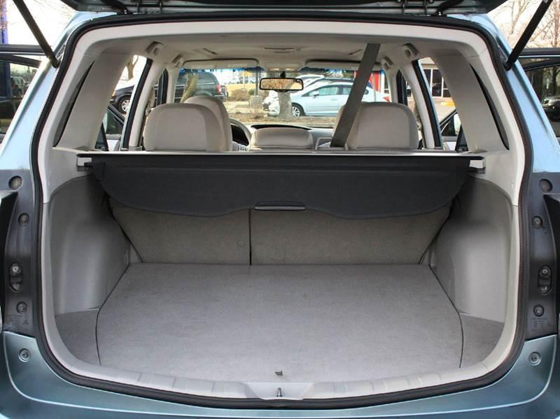 2009 Subaru Forester AWD 2.5 X Premium 4dr Wagon 4A - Schaumburg IL