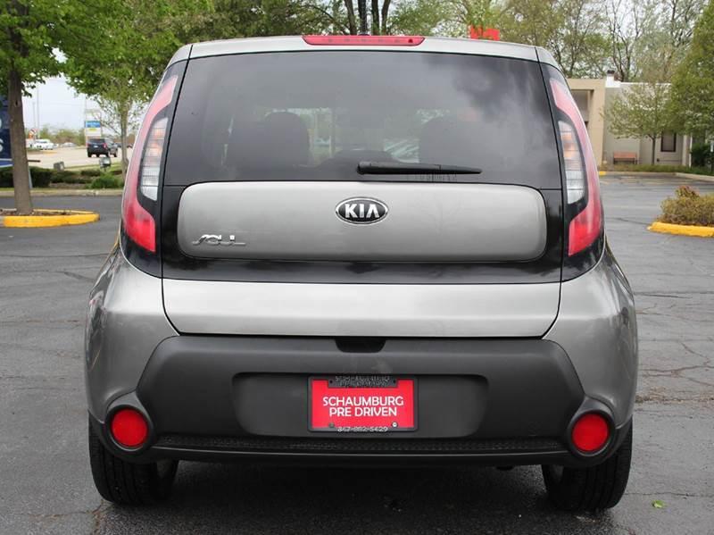 2015 Kia Soul + 4dr Wagon - Schaumburg IL