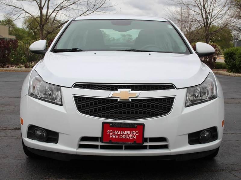 2013 Chevrolet Cruze LTZ Auto 4dr Sedan w/1SJ - Schaumburg IL