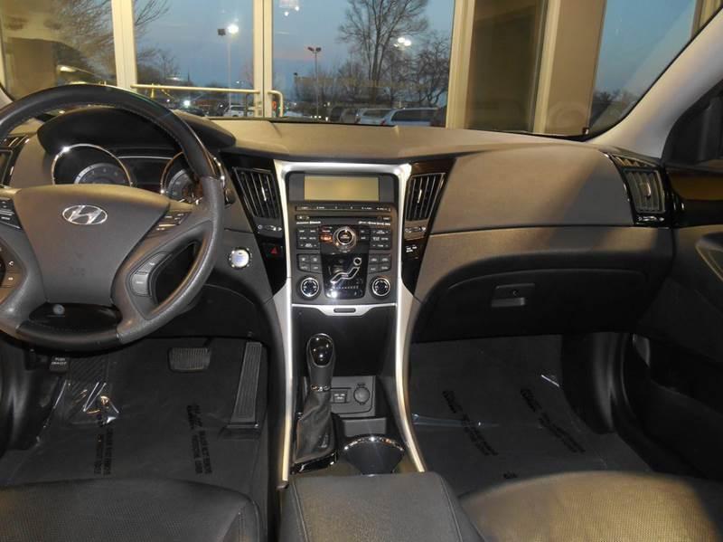 2011 Hyundai Sonata Limited 4dr Sedan - Schaumburg IL
