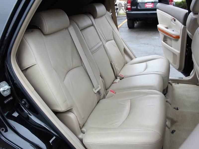 2008 Lexus RX 350 AWD 4dr SUV - Schaumburg IL