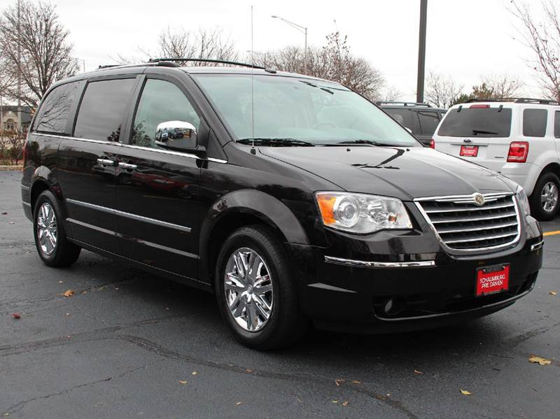 2010 Chrysler Town and Country Limited 4dr Mini-Van - Schaumburg IL