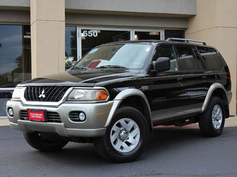 2002 Mitsubishi Montero Sport for sale in Schaumburg, IL