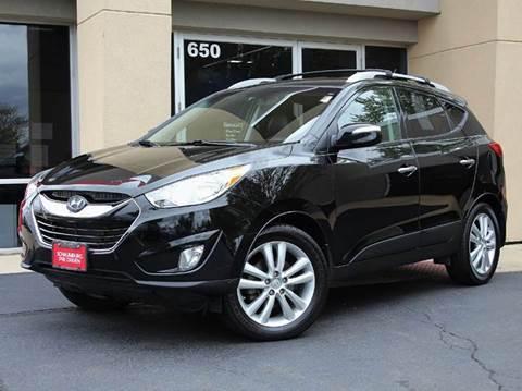 2013 Hyundai Tucson for sale in Schaumburg, IL