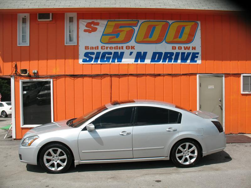Nissan Maxima For Sale In Knoxville Tn