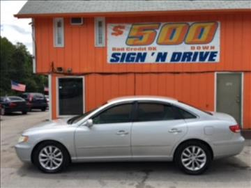 Hyundai azera for sale knoxville tn for City motors knoxville tn