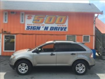 Ford edge for sale knoxville tn for Ole ben franklin motors knoxville