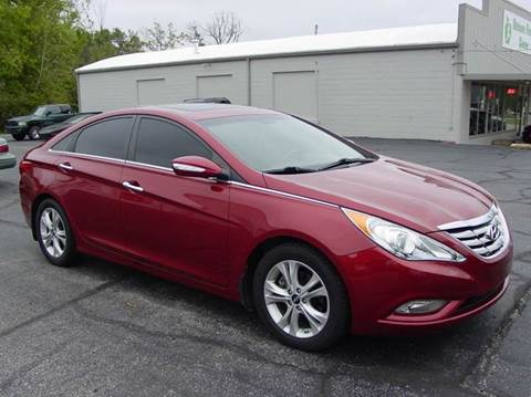2013 Hyundai Sonata for sale in Linton, IN
