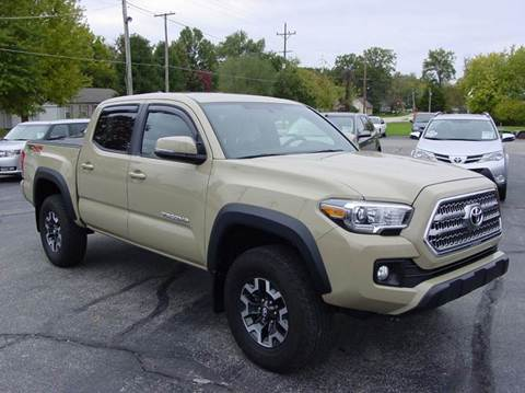 2016 Toyota Tacoma for sale in Linton, IN