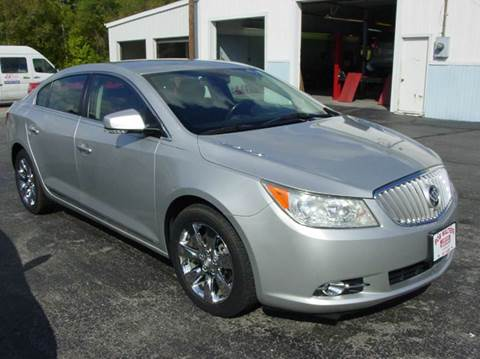 2011 Buick LaCrosse for sale in Linton, IN