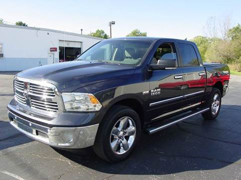2014 RAM Ram Pickup 1500 for sale in Linton, IN