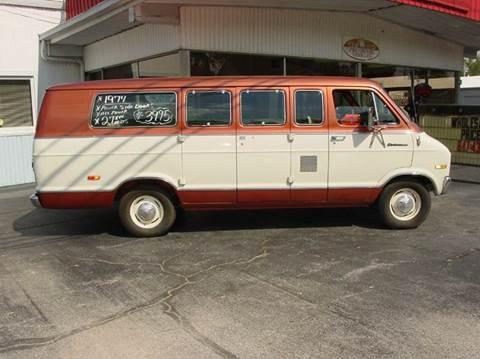 1974 Dodge Ram Van