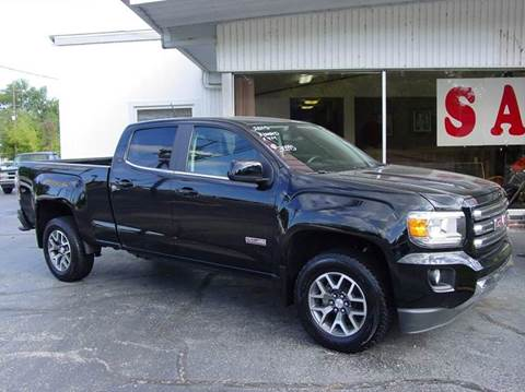 2015 GMC Canyon for sale in Linton, IN