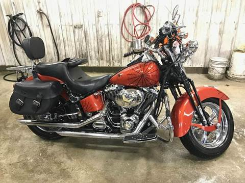 2005 Harley-Davidson Heritage Softail Classic for sale in Linton, IN