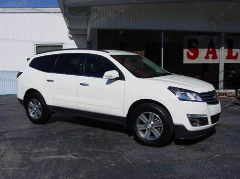 2015 Chevrolet Traverse for sale in Linton, IN