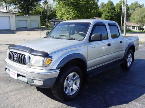 2002 Toyota Tacoma for sale in Linton, IN