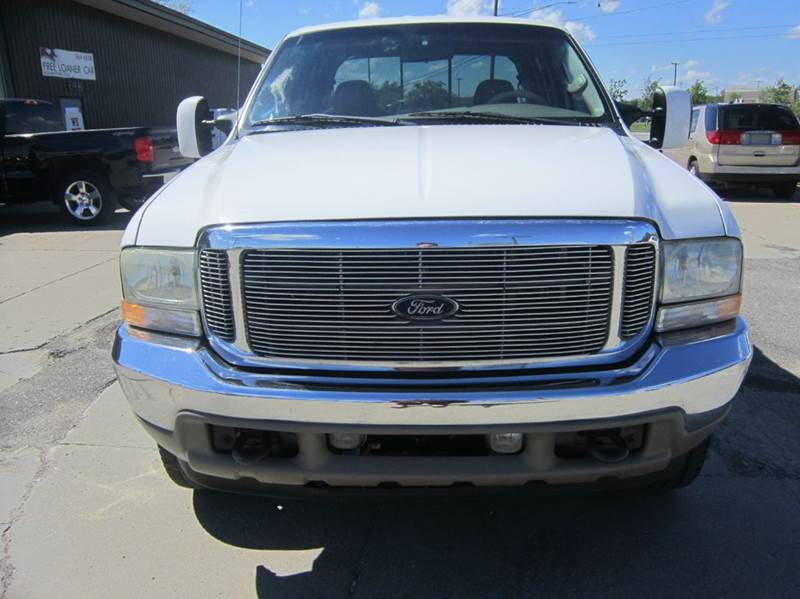 2004 Ford F-250 Super Duty King Ranch 4dr Crew Cab 4WD LB - Marysville MI