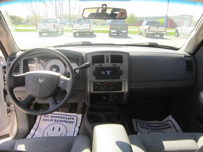 2006 Dodge Dakota SLT 4dr Quad Cab 4WD SB - Marysville MI