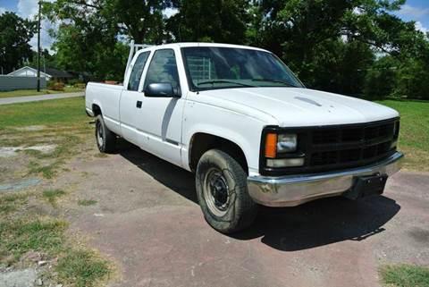 Chevy Dealership Houston Tx >> 2000 Chevrolet C/K 2500 Series For Sale - Carsforsale.com